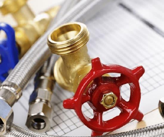 Zamena ventila za vodu pod pritiskom