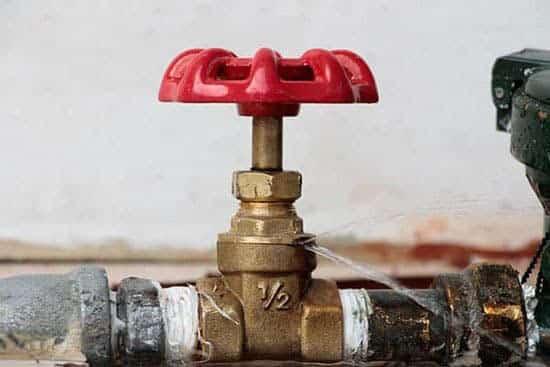 Zamena ventila za vodu