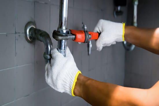 Reparacija vodovodne cevi